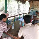 CBN meeting on income and expenditure plan and reporting, Chroy Svay commune